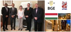 HTMi International Development Group invited to Budapest Business School Faculty of Commerce, Hospitality and Tourism.
