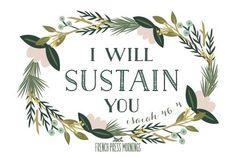 Encouraging Wednesdays ... Isaiah 46:4 | French Press Mornings | Bloglovin'