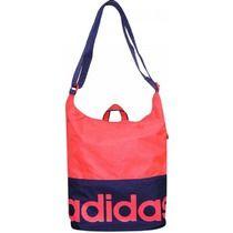 Torba adidas Linear Essentials Shoulderbag AB0697, Manifold wewnątrz. Kieszeń boczna. Regulowany pasek na ramię. Komora na buty.  Wymiary: 16x33x46 cm