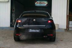 Black Alfa Romeo GT from behind!                 (by Drivetwocity Naousa)