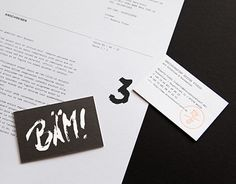 "Check out new work on my @Behance portfolio: ""13&5 STUDIO BRANDING"" http://on.be.net/1LSA1CO"
