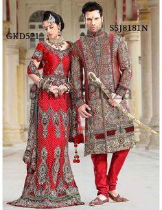 Gorgeous Look Wedding Combo