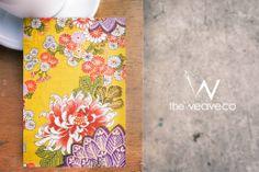 Japanese Fabric Card 11