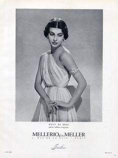 Mellerio dits Meller (Jewels) 1950 Haut de Bras