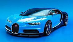 ヴェイロンの後継は最高速度1500ps!|Bugatti