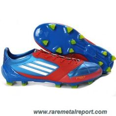 on sale 3a3bb f9084 2014 World Cup Adidas F50 owner. Follow. Adidas F50 adizero TRX FG Leather  MiCoach Blue White Red Online Messi Soccer Cleats, Cheap