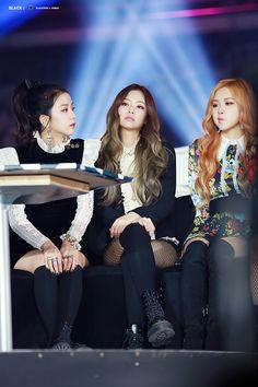 BLACKPINK || Jisoo, Jennie, & Rosé