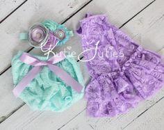 baby girl lace leggings, headband, aqua and pink birthday, birthdays, cake smash