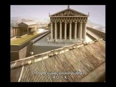 School Themes, 3d Animation, Ancient Greece, Athens, Archaeology, Empire, Journey, History, Outdoor Decor