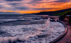 Travel, Scarborough, North Yorkshire, Seascape #travel, #scarborough, #northyorkshire, #seascape