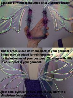Fairy Costume Diy, Fairy Wings Costume, Diy Fairy Wings, Fairy Cosplay, Diy Wings, Cosplay Diy, Cosplay Outfits, Halloween Cosplay, Diy Costumes