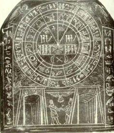 another Michigan tablet with a 13 months calendar  Leer más: http://el-libertario.webnode.es/en/nuestros-antiguos-instructores/