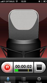 Recording apps.From the NYTimes