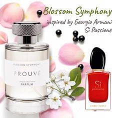 Armani Si, Perfume Bottles, Stuff To Buy, Inspiration, Design, Biblical Inspiration, Perfume Bottle, Inspirational