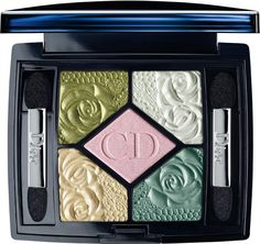 Dior Garden Party make-up Spring 2012 - Just got it! Excellent for summer :)
