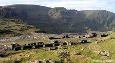 Rhosydd - a Ffestiniog slate quarry