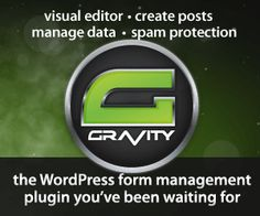 Gravity Forms Contact Form Plugin for WordPress