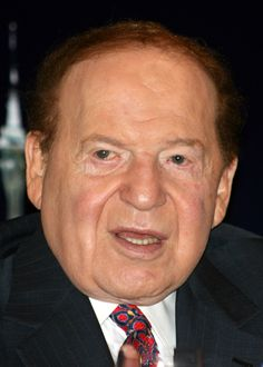 Sheldon Adelson- Chairman and CEO, Las Vegas Sands, Billionaires, Entrepreneurs, Successful Entrepreneurs, #Billionaires,  #Entrepreneurs, #SuccessfulEntrepreneurs, #Richlife   www.thinkruptor.com