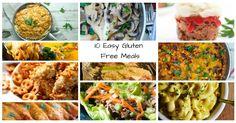 10 Easy #GlutenFree Meals for Families on the Go by Amanda Kanashiro