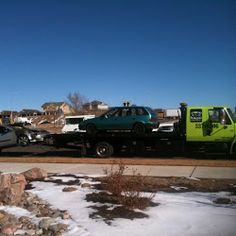 Towing Colorado Springs general service providers are the correct professional for any type of job. Our specialists have the capabilities to manage your emergency hauling troubles, not state they have the restful demeanor that is so vital when you're facing extremely stressful situations. You prefer our professional towers helping you when your car breaks down, or you're left with a flat tire.