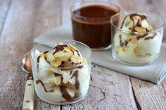 Hankka: Jeges-citromos kefirkrém Kefir, Pudding, Cukor, Food, Custard Pudding, Essen, Puddings, Meals, Yemek