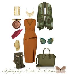 """""""my personal styling"""" by mznicola on Polyvore featuring Givenchy, WtR, Balmain, Michael Kors, WithChic, Dolce&Gabbana, Lily Lolo, Physicians Formula and Jules Smith"""