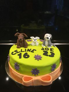 #Cake #Dogs
