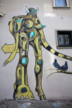 art blog - doze green - empty kingdom