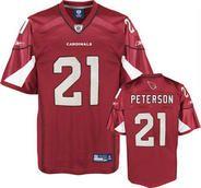 nfl GAME Arizona Cardinals Brandon Person Jerseys