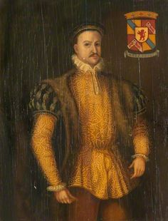 James Hepburn (1535–1578), 4th Earl of Bothwell, Duke of Orkney, Lord High Admiral of Scotland, Border Leader and Bailie of Lauderdale, married Mary, Queen of Scots on 15th May 1567.