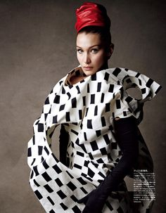 Bella Hadid Is Lensed By Patrick Demarchelier In 'Under Bella's Spell' For Vogue Japan May 2018 — Anne of Carversville