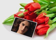 Fotoefectos de amor gratis. Enviar flores online.