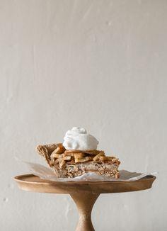Crust-Lover's Layered Apple Pie - offbeat + inspired
