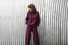 Ninety Percent ethical womenswear | JasmineHemsley.com Jasmine Hemsley, Percents, Lounge Wear, Outfit Ideas, Women Wear, Feminine, Pants, Outfits, Collection