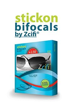 Stickon Bifocals By Zcifi  2.50 FREE Shipping on orders over $20 -- To view further for this item, visit the image link. (This is an affiliate link and I receive a commission for the sales)