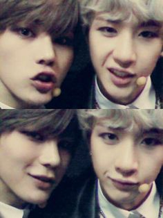 Hansol & B-Joo they are so adorable