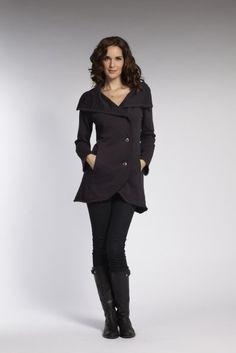Portrait Coat.  Organic Cotton Fleece.  Fair trade.  Use Coupon  Code preypray25 for 25% off!