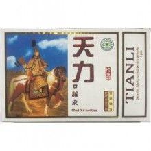Tianli oral lichid,4 fiole x 10 ml+ servetele pentru potenta