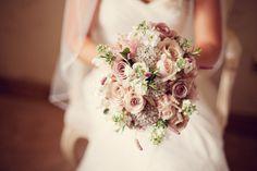 beautiful colours .. vintage blush pinks