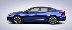 """[画像]日産、ニューヨークショーで""""4ドアスポーツカー""""新型「マキシマ」公開 / 米国で今夏発売予定、300HPの新型3.5リッターV6エンジン搭載 - Car Watch"""