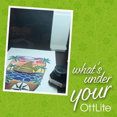 uses her OttLite to help her see the details when weeding. What do you use your OttLite to create? Make sure to tag us and use for a chance to be featured! Light Crafts, Desk Light, Weeding, Hand Stitching, Floor Lamp, Quilting, Crafting, The Incredibles, Create