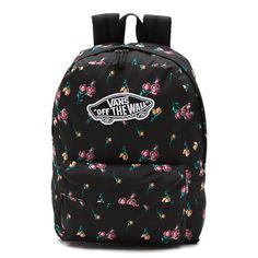 Shop Realm Backpack today at Vans. The official Vans online store. Vans School Bags, Cool School Bags, Cute Backpacks For School, Vans Bags, Cute Mini Backpacks, School Book Bags, Vans Rucksack, Jansport Backpack, Backpack Bags