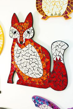 Sly Fox Mosaic from Earthbound Trading!
