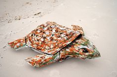 """<p>A group gathered 1,200 cigarettes in under an hour. This staggering amount of litter inspired Shelly to make """"Cig"""" and in an attempts to show beach-goers how damaging their waste is to marine environments. </p>"""