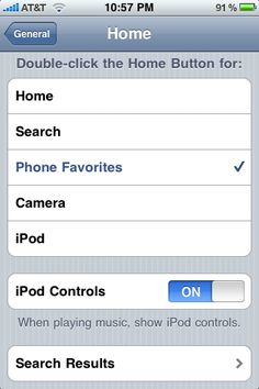 iPhone and iPodTricks