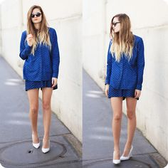 Ombre Hair Street Style