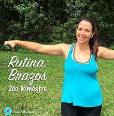 Ejercicios durante el embarazo para el segundo Trimestre – Rutina de Piernas / Pregnancy leg workout