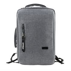 3 Way Backpack Business Laptop Bag for Men LEFTFIELD 683 (1)