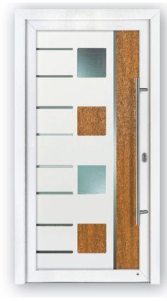 Porte d 39 entr e pvc tryba porte pinterest portes entr e et pvc - Tryba porte d entree aluminium ...