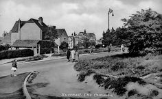 Houses by Rusthall Common. Tunbridge Wells, Old Pictures, 1950s, Home And Family, Street View, Houses, Moon, Outdoor, Homes